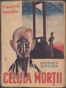 Georges Simenon - Celula mortii